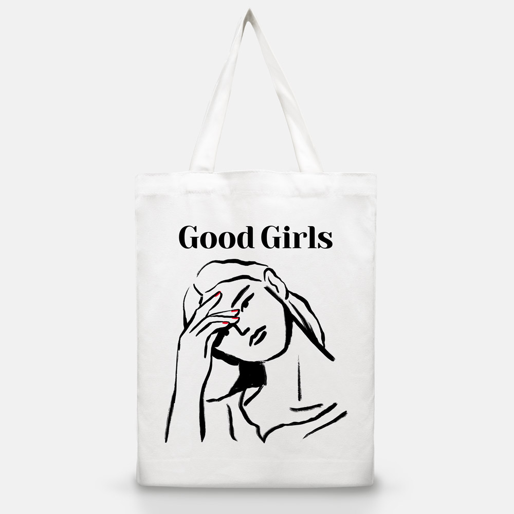 good girls2 에코백